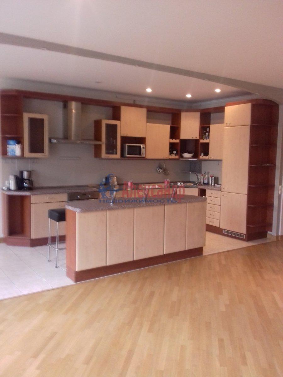 5-комнатная квартира (225м2) в аренду по адресу Чайковского ул., 36— фото 4 из 14