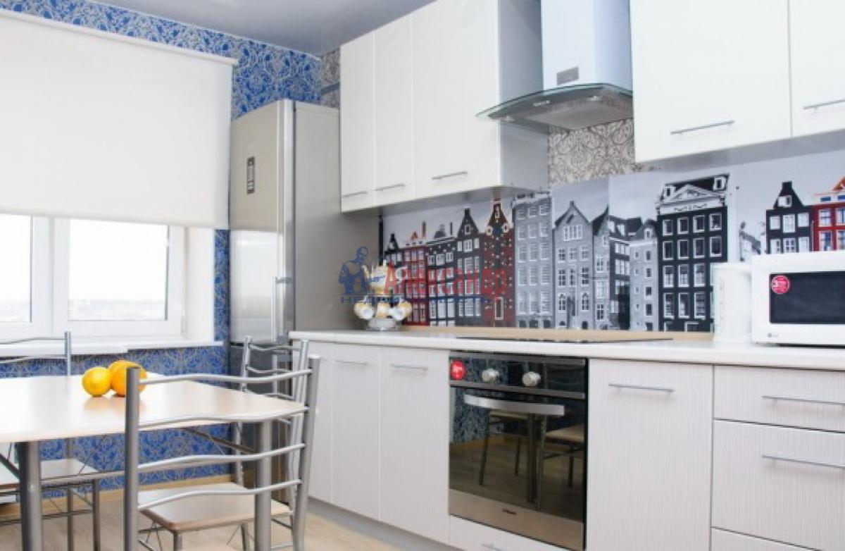 1-комнатная квартира (40м2) в аренду по адресу Энгельса пр., 132— фото 1 из 4