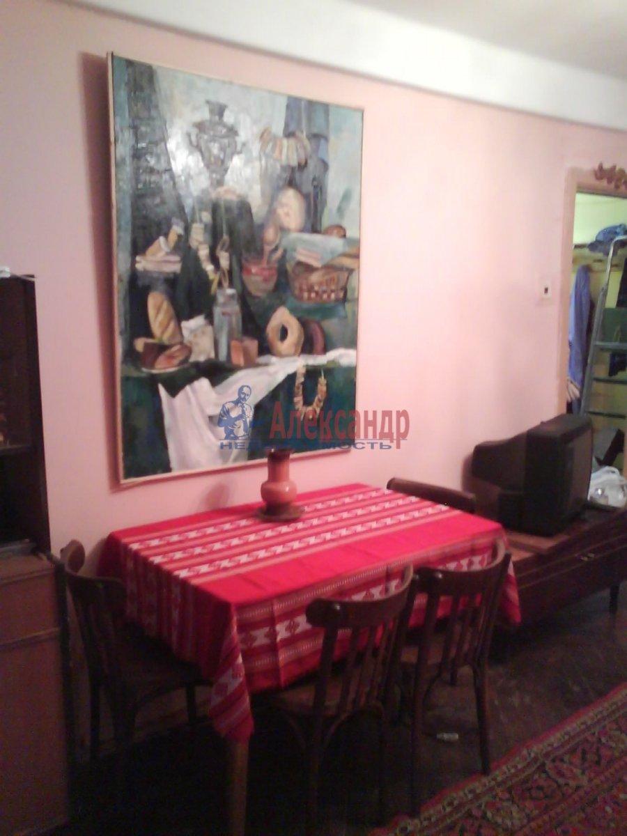 1-комнатная квартира (36м2) в аренду по адресу Благодатная ул., 20— фото 3 из 4