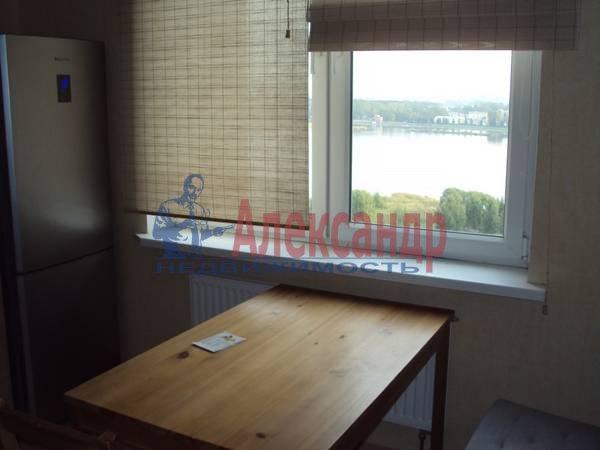 1-комнатная квартира (42м2) в аренду по адресу Приморский пр., 137— фото 1 из 8