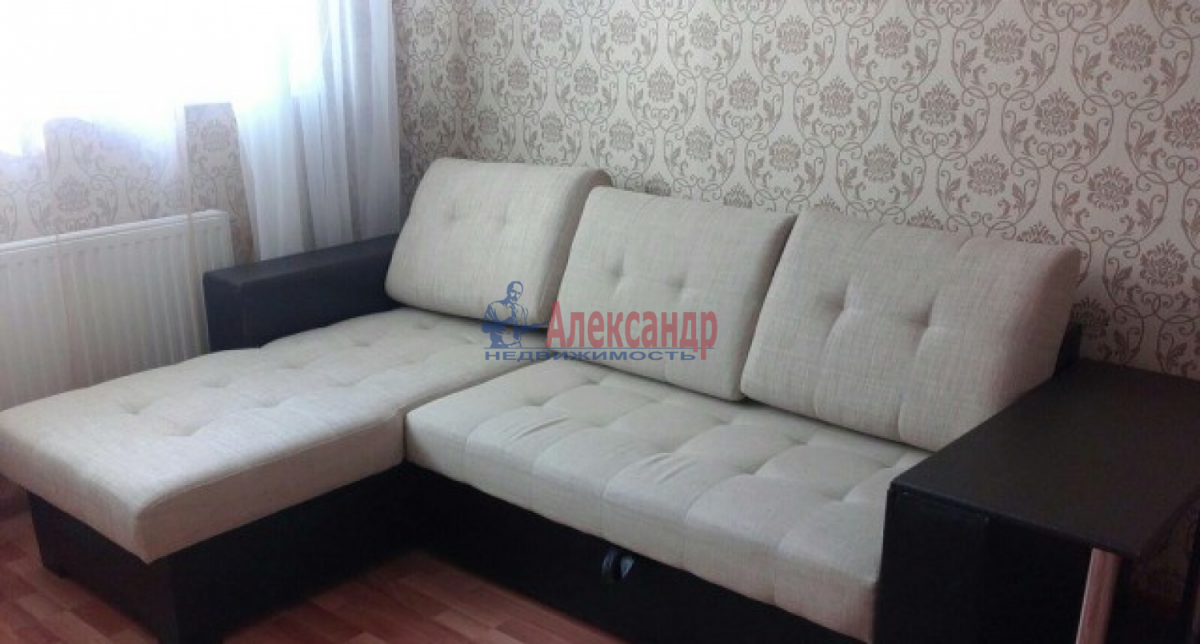 1-комнатная квартира (37м2) в аренду по адресу Ленская ул., 19— фото 4 из 8