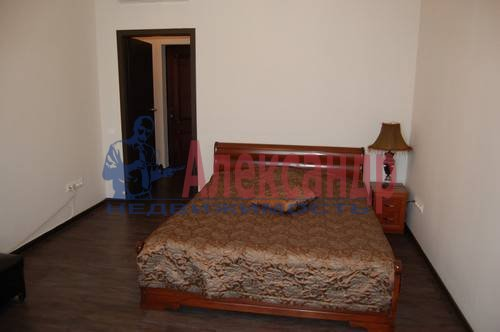 1-комнатная квартира (50м2) в аренду по адресу Российский пр., 8— фото 6 из 9
