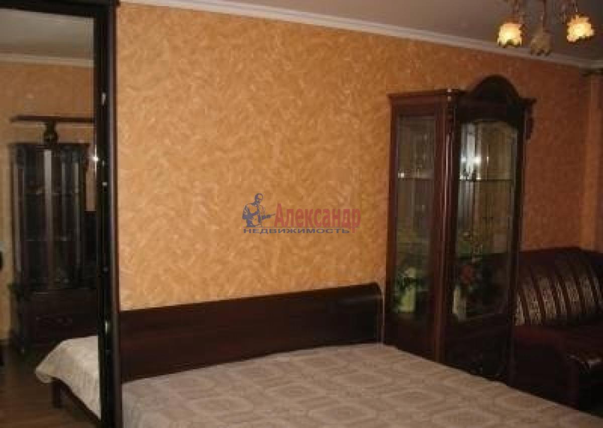 1-комнатная квартира (43м2) в аренду по адресу Стойкости ул., 1— фото 2 из 4