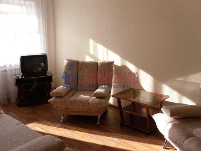 1-комнатная квартира (40м2) в аренду по адресу Богатырский пр., 12— фото 5 из 6