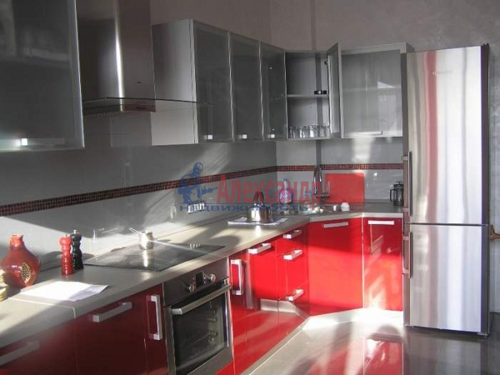 1-комнатная квартира (50м2) в аренду по адресу Лиговский пр., 123А— фото 2 из 2