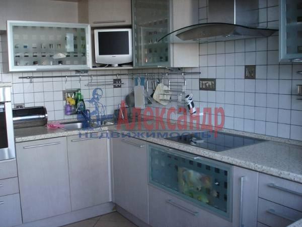 3-комнатная квартира (93м2) в аренду по адресу Ленинский пр., 151— фото 3 из 10