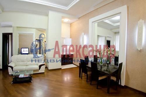 3-комнатная квартира (132м2) в аренду по адресу Реки Фонтанки наб., 40— фото 8 из 11