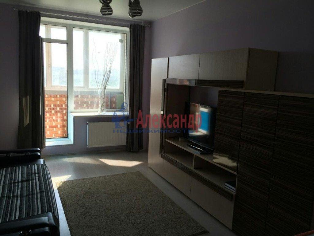1-комнатная квартира (43м2) в аренду по адресу Ворошилова ул., 31— фото 2 из 5