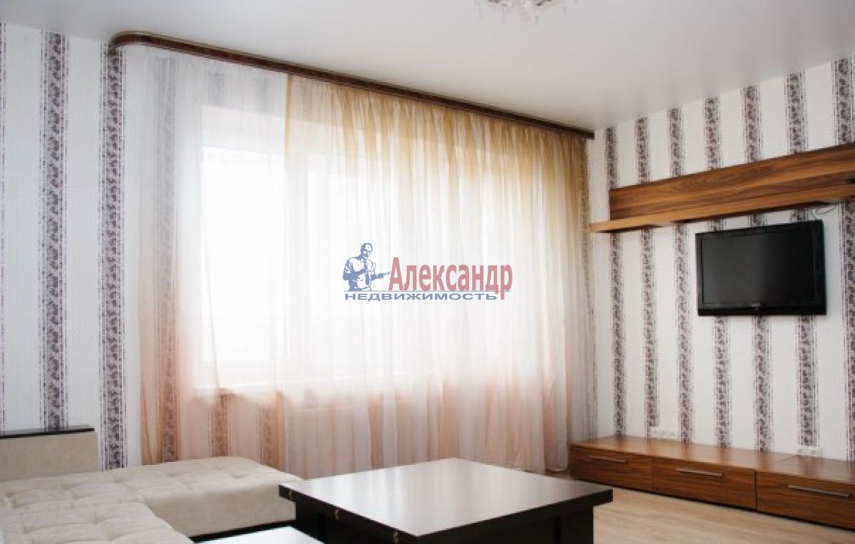 1-комнатная квартира (40м2) в аренду по адресу Энгельса пр., 132— фото 2 из 4