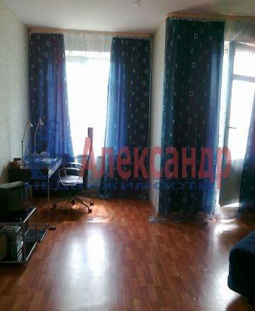 1-комнатная квартира (40м2) в аренду по адресу Вербная ул., 13— фото 3 из 6
