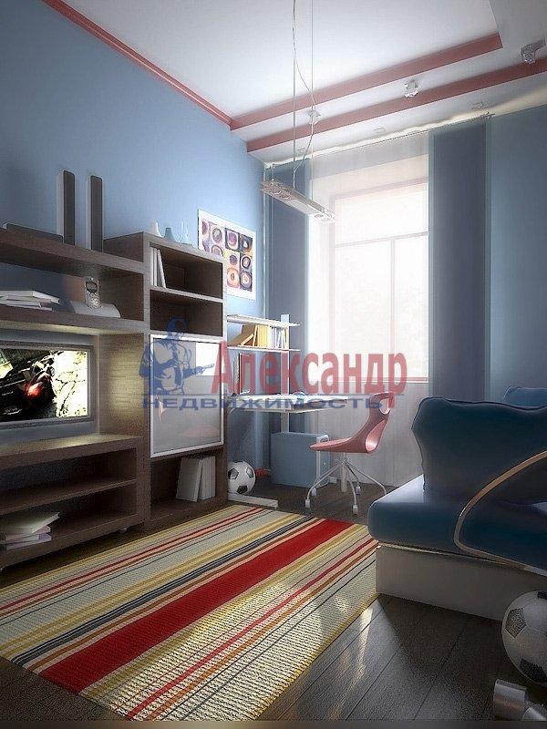 1-комнатная квартира (35м2) в аренду по адресу Просвещения пр., 35— фото 1 из 1
