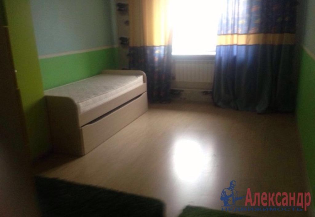 2-комнатная квартира (57м2) в аренду по адресу Яхтенная ул., 3— фото 2 из 3