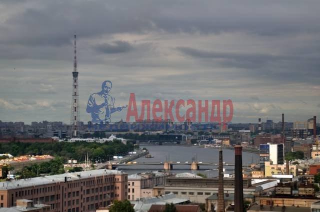 3-комнатная квартира (107м2) в аренду по адресу Большой Сампсониевский просп., 4-6— фото 5 из 6