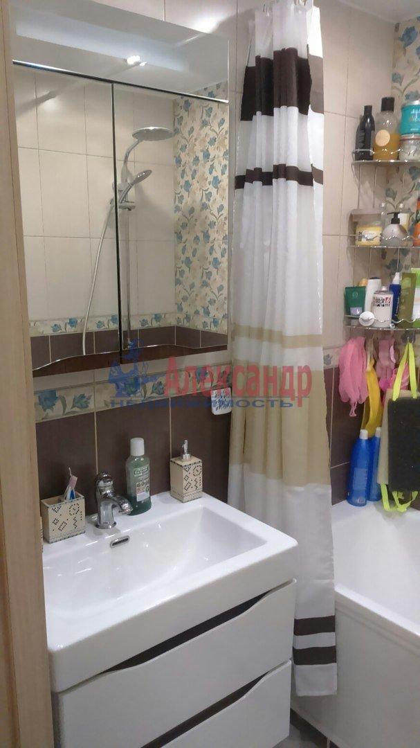 1-комнатная квартира (40м2) в аренду по адресу Варшавская ул., 9— фото 9 из 9