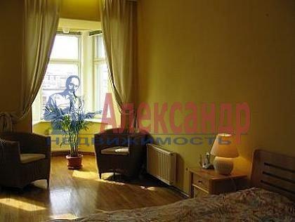 3-комнатная квартира (126м2) в аренду по адресу Канала Грибоедова наб., 10— фото 2 из 2