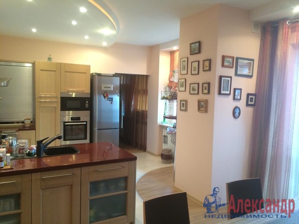 4-комнатная квартира (200м2) в аренду по адресу Куйбышева ул., 26— фото 2 из 16