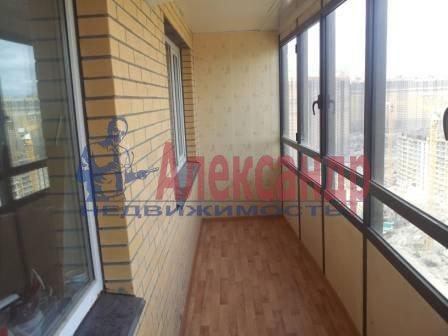 1-комнатная квартира (43м2) в аренду по адресу Парголово пос., Федора Абрамова ул., 12— фото 3 из 6