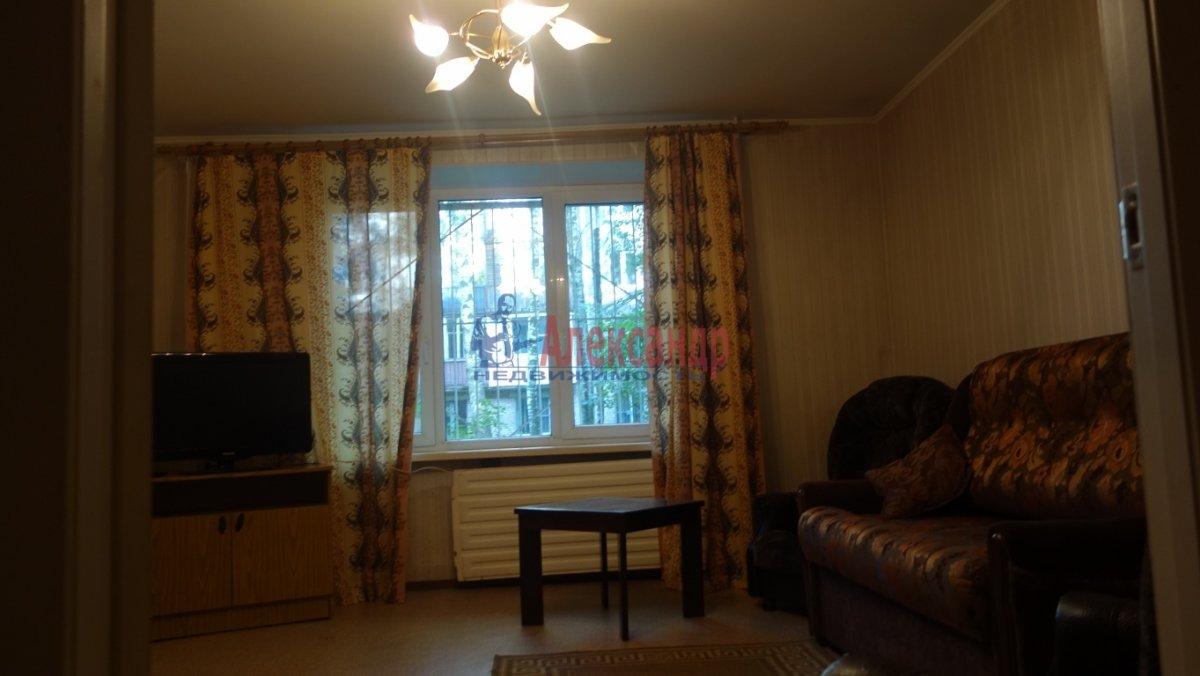 2-комнатная квартира (53м2) в аренду по адресу Гражданский пр., 23— фото 1 из 9