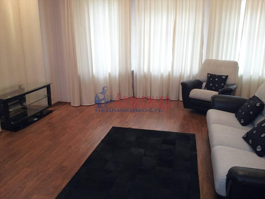 4-комнатная квартира (151м2) в аренду по адресу Съезжинская ул., 36— фото 21 из 23
