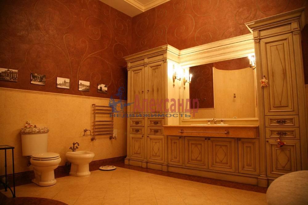 5-комнатная квартира (220м2) в аренду по адресу Каменноостровский пр., 1/3— фото 8 из 8