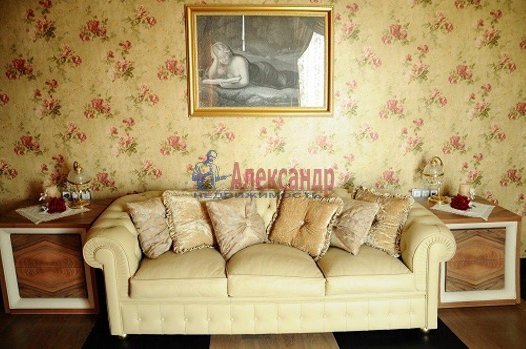 3-комнатная квартира (126м2) в аренду по адресу Английская наб.— фото 5 из 14