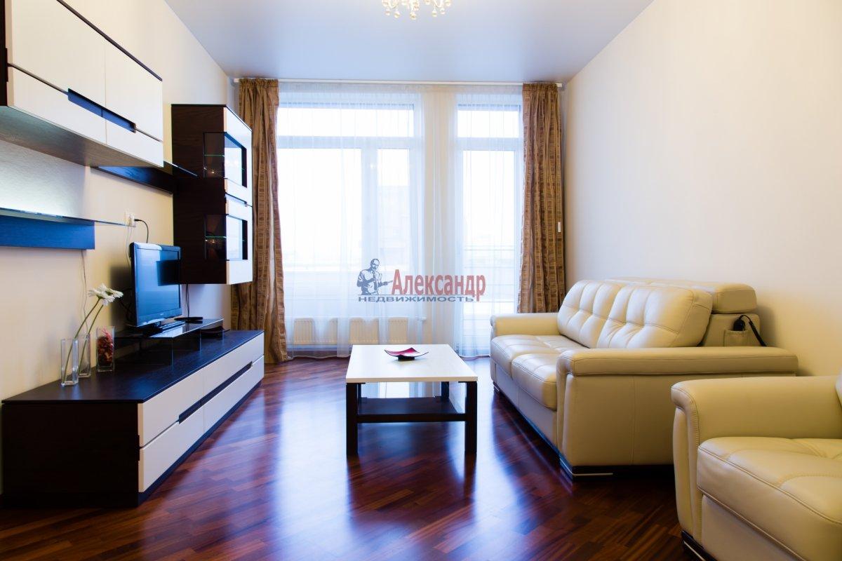 2-комнатная квартира (85м2) в аренду по адресу 26 линия В.О., 15— фото 6 из 16