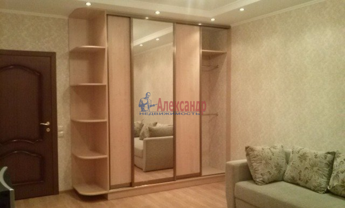 1-комнатная квартира (34м2) в аренду по адресу Олеко Дундича ул., 12— фото 2 из 7