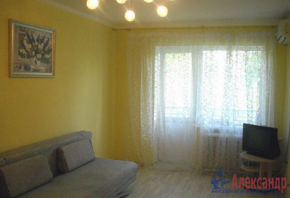 1-комнатная квартира (36м2) в аренду по адресу Парголово пос., Заречная ул., 19— фото 1 из 2