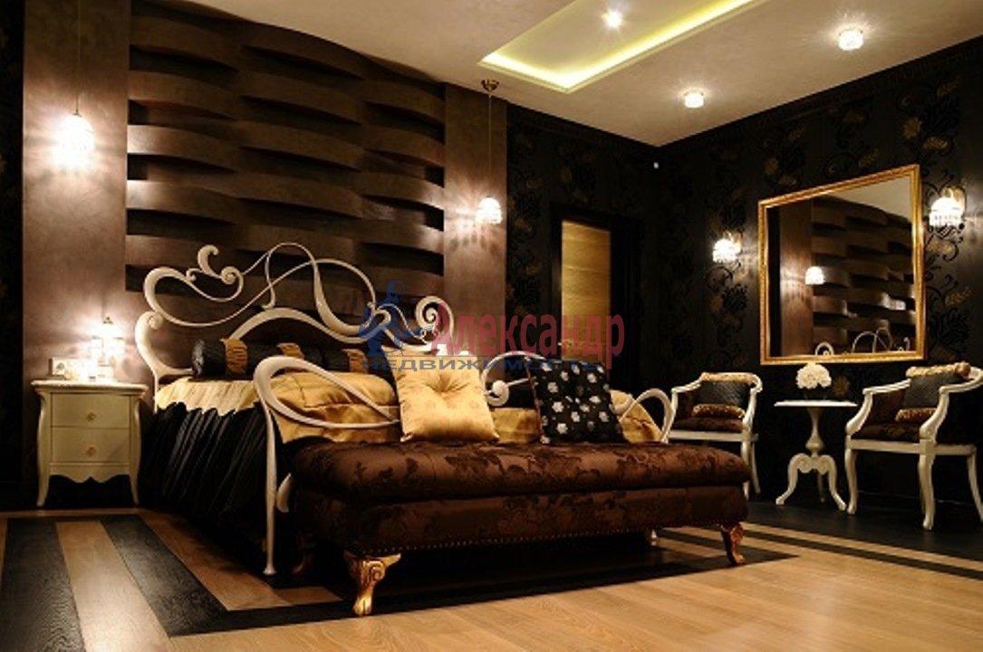 3-комнатная квартира (126м2) в аренду по адресу Английская наб.— фото 7 из 14