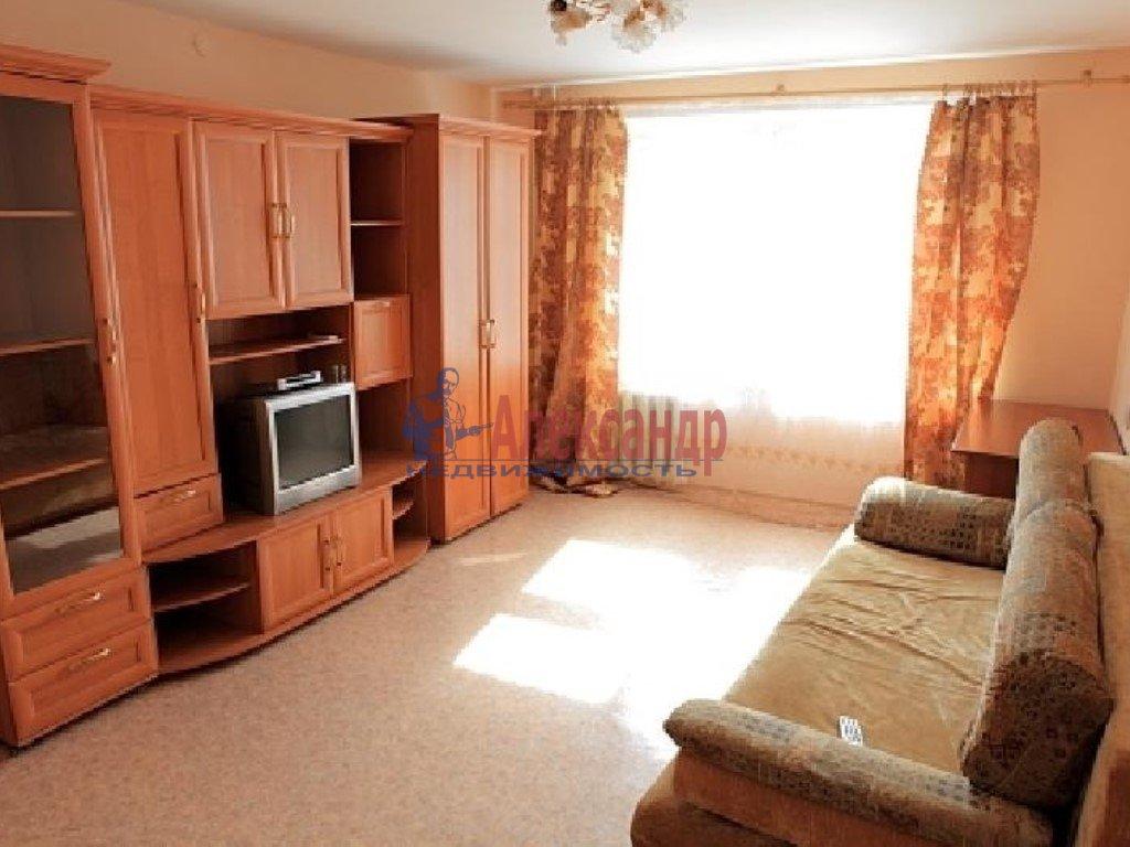 2-комнатная квартира (56м2) в аренду по адресу Композиторов ул., 18— фото 1 из 1