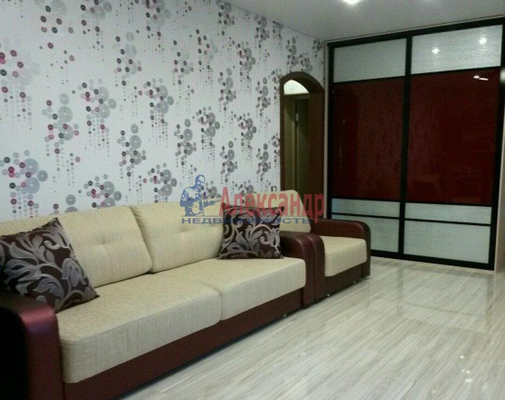 2-комнатная квартира (60м2) в аренду по адресу Выборгское шос., 15— фото 1 из 3