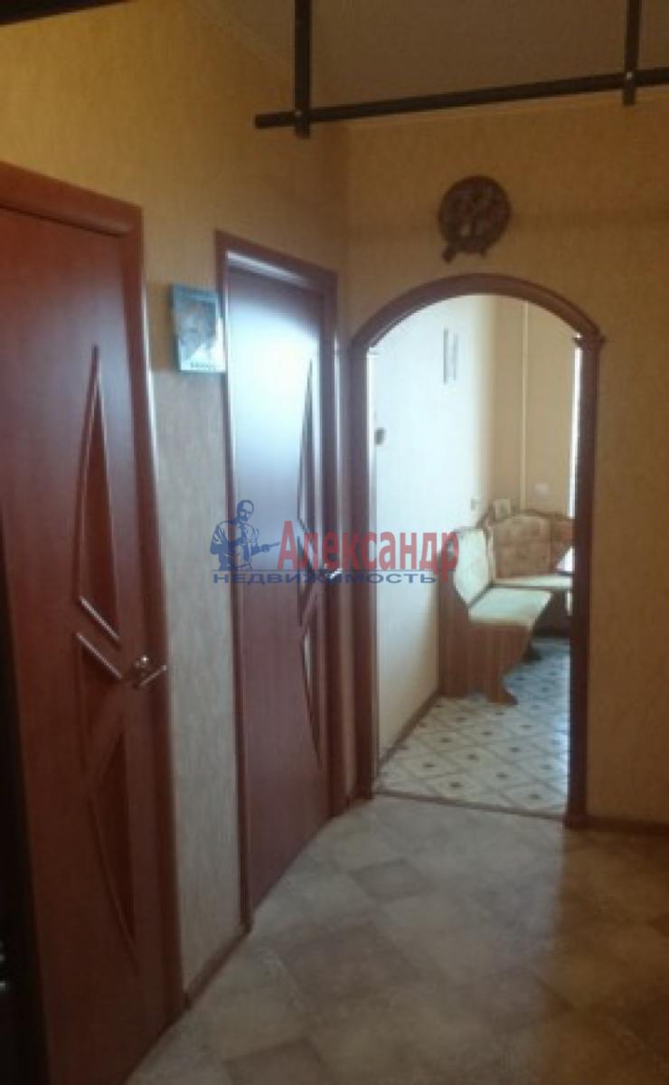 1-комнатная квартира (36м2) в аренду по адресу Авиационная ул., 28— фото 5 из 5