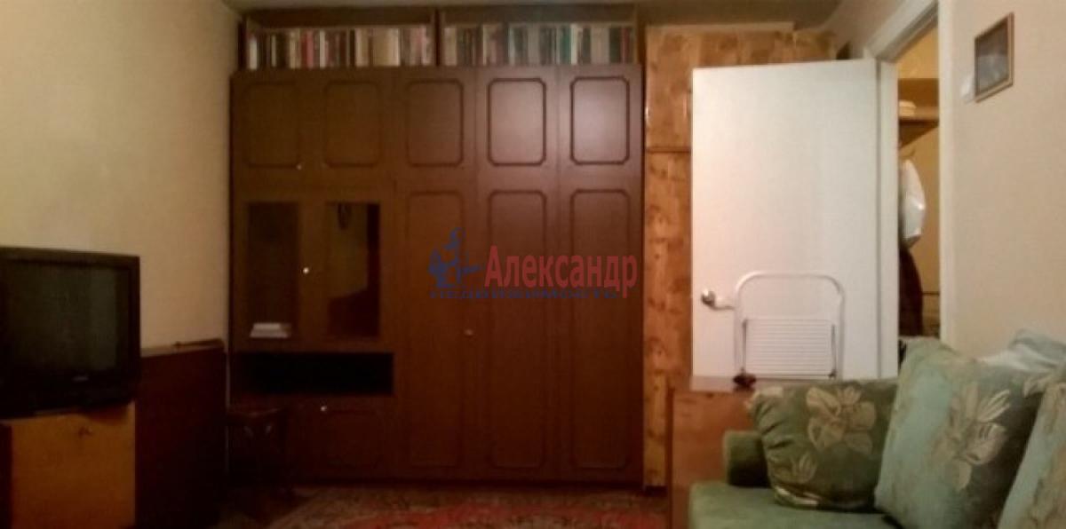 1-комнатная квартира (43м2) в аренду по адресу Ленинский пр., 108— фото 5 из 6