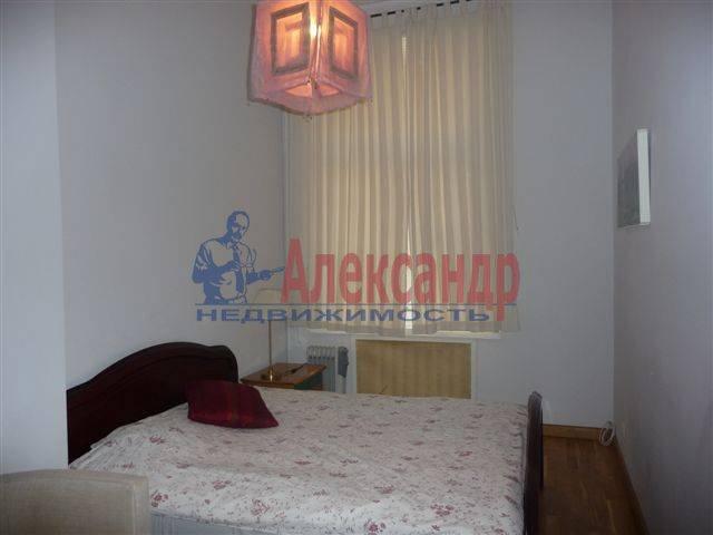 3-комнатная квартира (70м2) в аренду по адресу Фурштатская ул., 11— фото 5 из 9