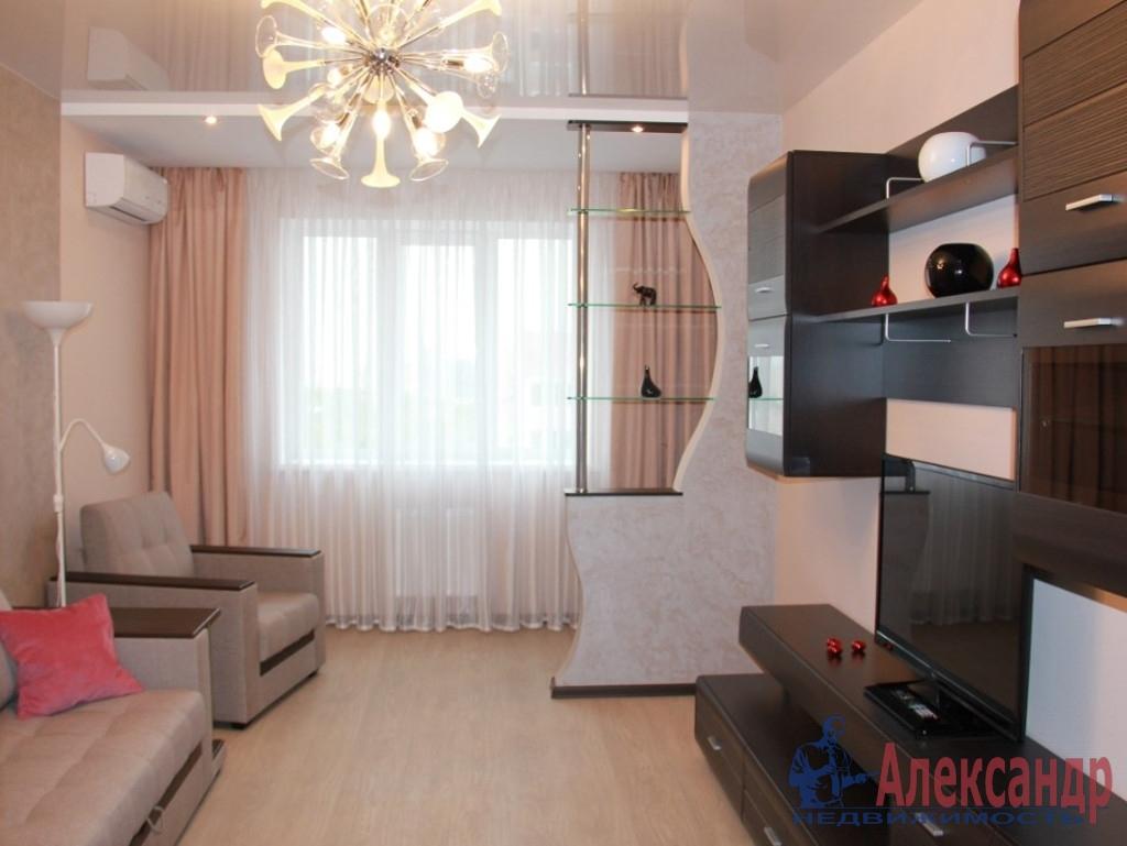2-комнатная квартира (58м2) в аренду по адресу Красуцкого ул., 3— фото 1 из 3