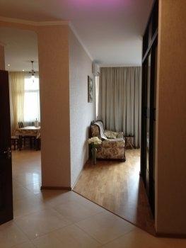 1-комнатная квартира (49м2) в аренду по адресу Коломяжский пр., 20— фото 1 из 2