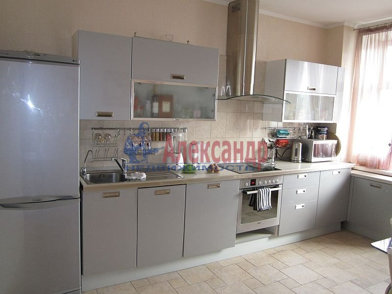 1-комнатная квартира (48м2) в аренду по адресу Мытнинская ул., 2— фото 4 из 7