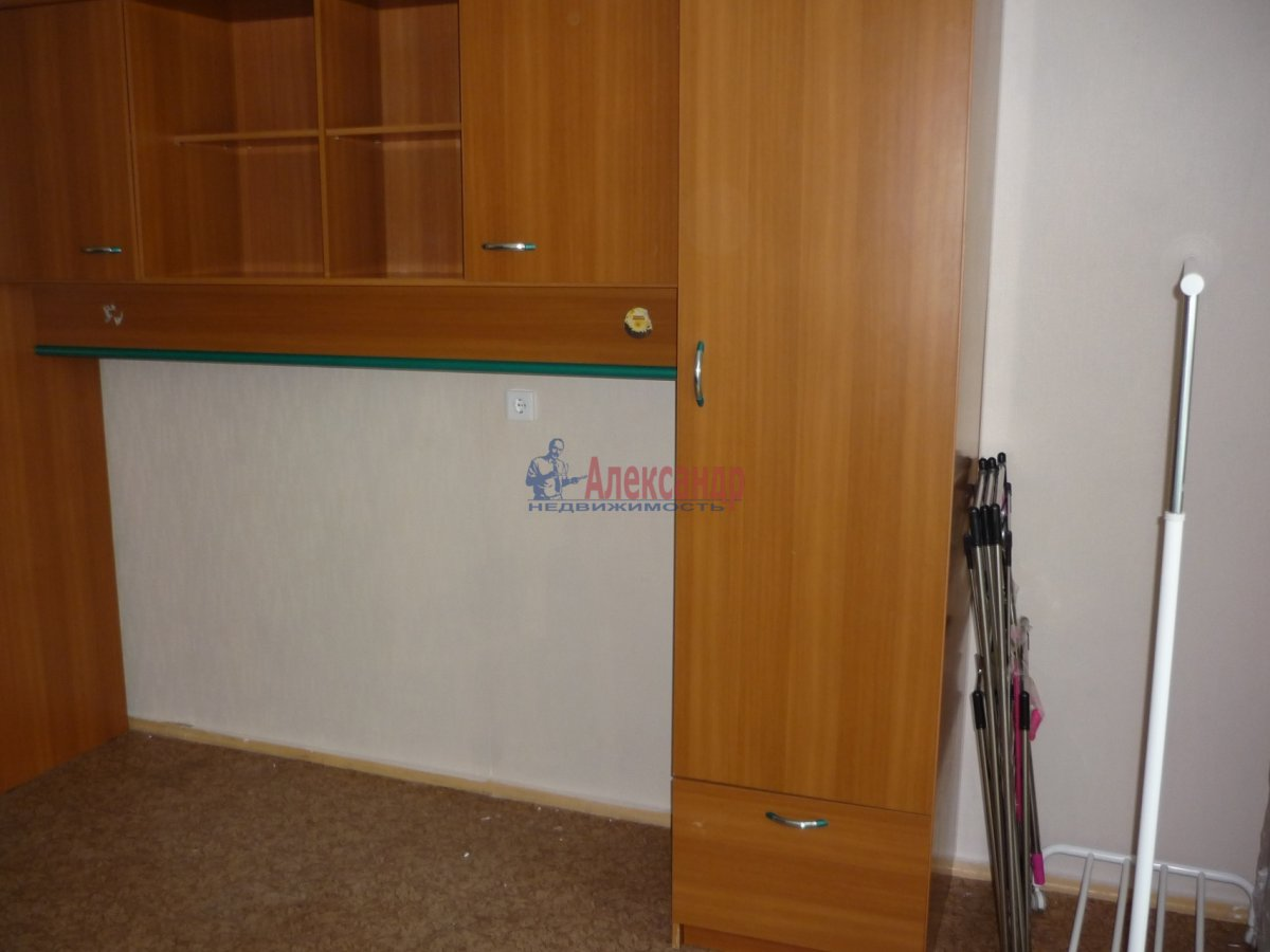 2-комнатная квартира (56м2) в аренду по адресу Авиаконструкторов пр., 17— фото 12 из 13