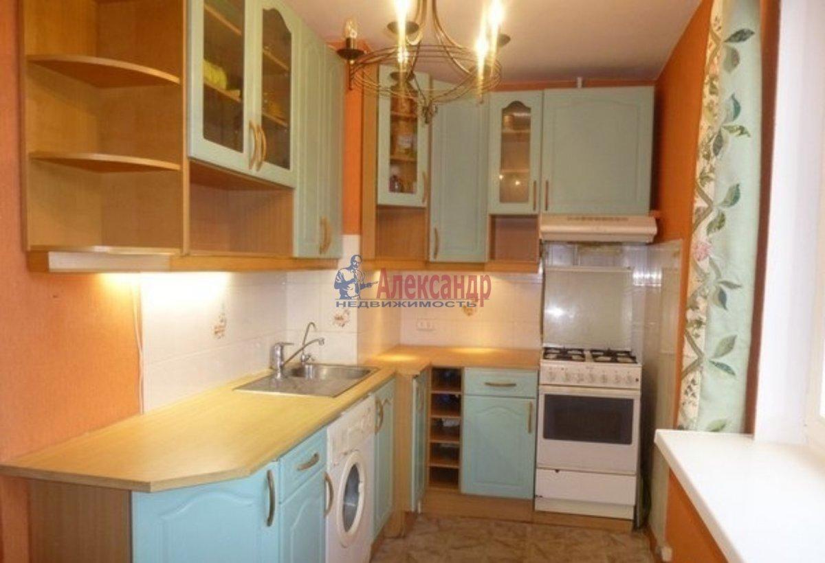 1-комнатная квартира (38м2) в аренду по адресу Варшавская ул., 45— фото 1 из 3