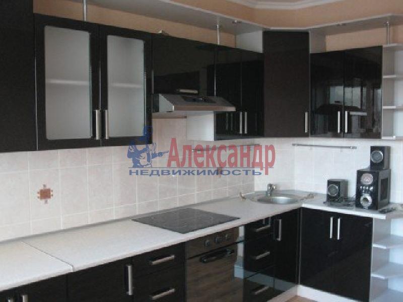 3-комнатная квартира (100м2) в аренду по адресу Асафьева ул., 5— фото 1 из 2