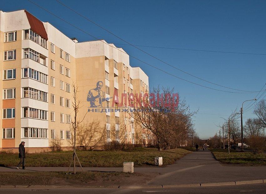 Комната в 2-комнатной квартире (47м2) в аренду по адресу Пушкин г., Вячеслава Шишкова ул., 16— фото 1 из 1