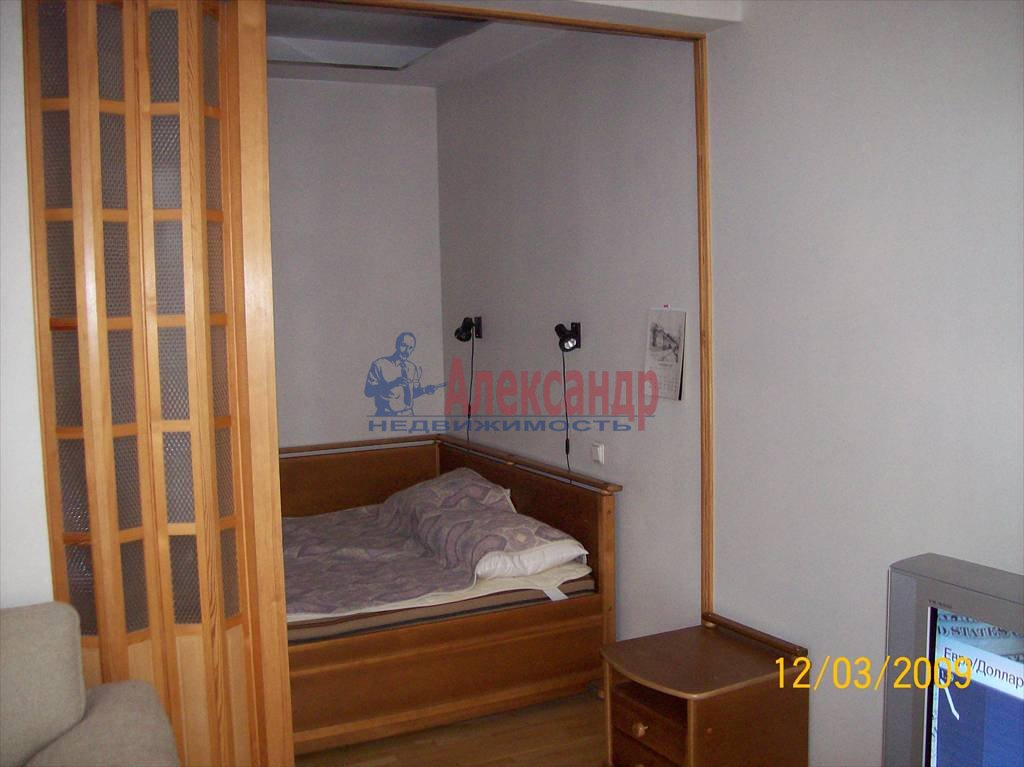 2-комнатная квартира (50м2) в аренду по адресу Петровская наб., 4— фото 9 из 10