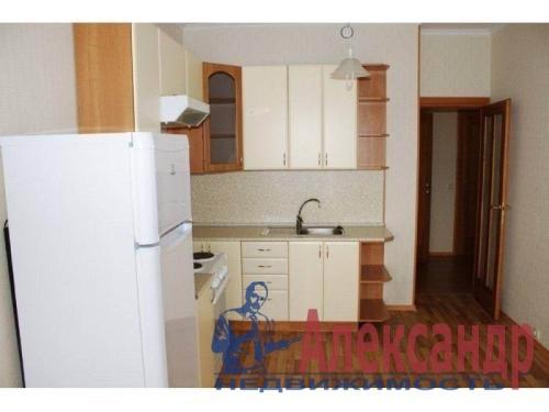 1-комнатная квартира (39м2) в аренду по адресу Гражданский пр., 122— фото 3 из 3