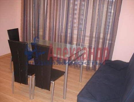 1-комнатная квартира (42м2) в аренду по адресу Ленинский пр., 84— фото 5 из 5