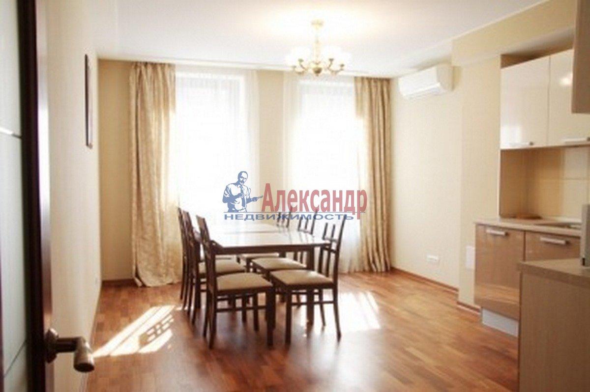 1-комнатная квартира (60м2) в аренду по адресу Малый П.С. пр., 16— фото 3 из 5