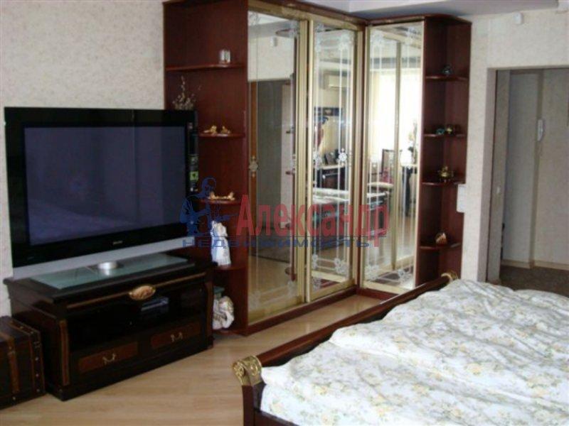 1-комнатная квартира (40м2) в аренду по адресу 1 Советская ул., 12— фото 2 из 7