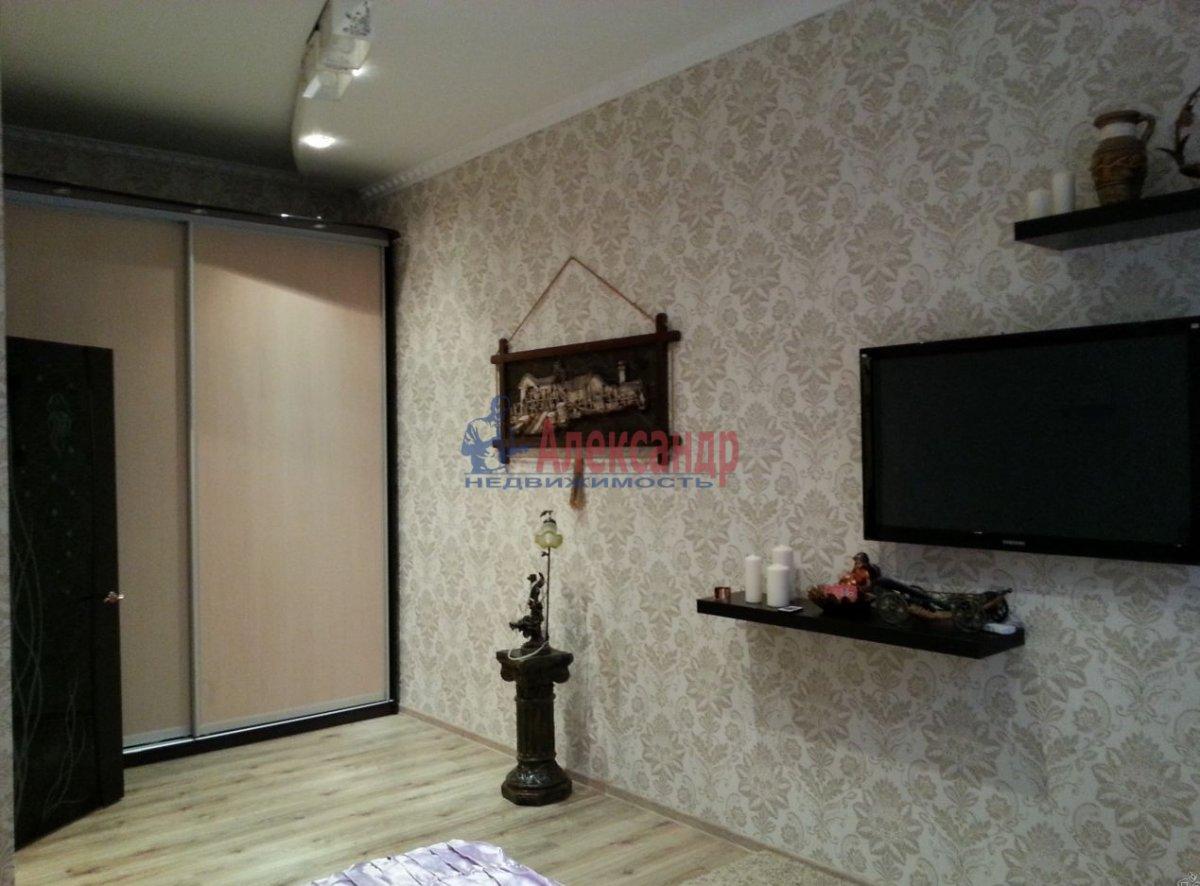 1-комнатная квартира (46м2) в аренду по адресу Счастливая ул., 14— фото 8 из 9