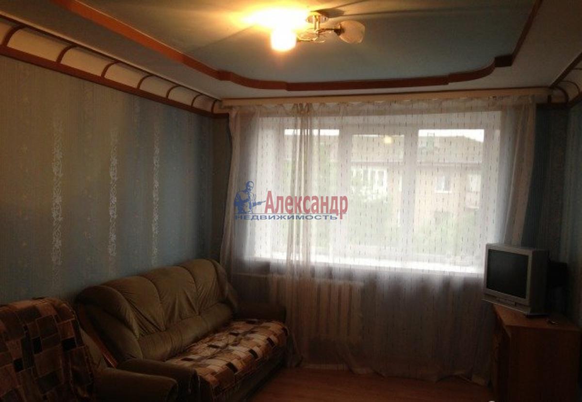 Комната в 3-комнатной квартире (75м2) в аренду по адресу Гаванская ул., 33— фото 2 из 3