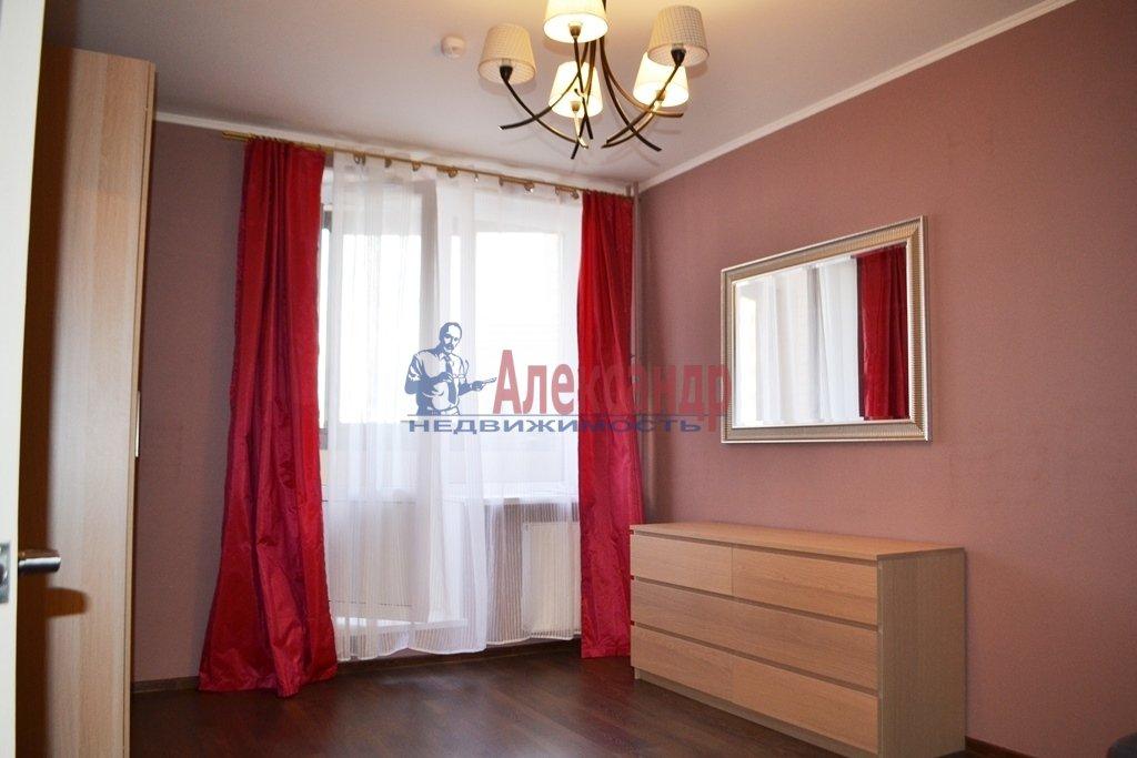 1-комнатная квартира (44м2) в аренду по адресу Бутлерова ул., 11— фото 6 из 16