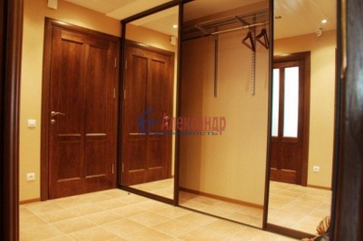 1-комнатная квартира (60м2) в аренду по адресу Малый П.С. пр., 16— фото 4 из 5